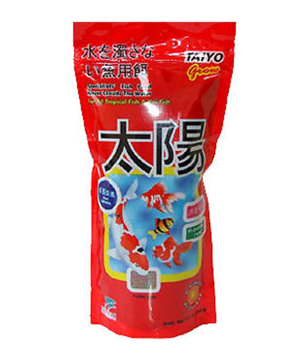 taiyo fish food pouch aquarium 500gms