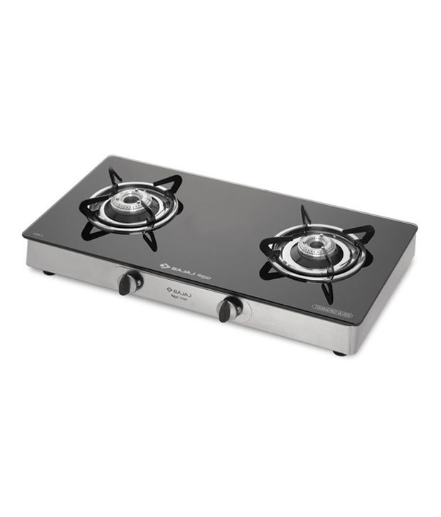 Bajaj Majesty CGX-2B Eco 2 Burner Gas Cooktop