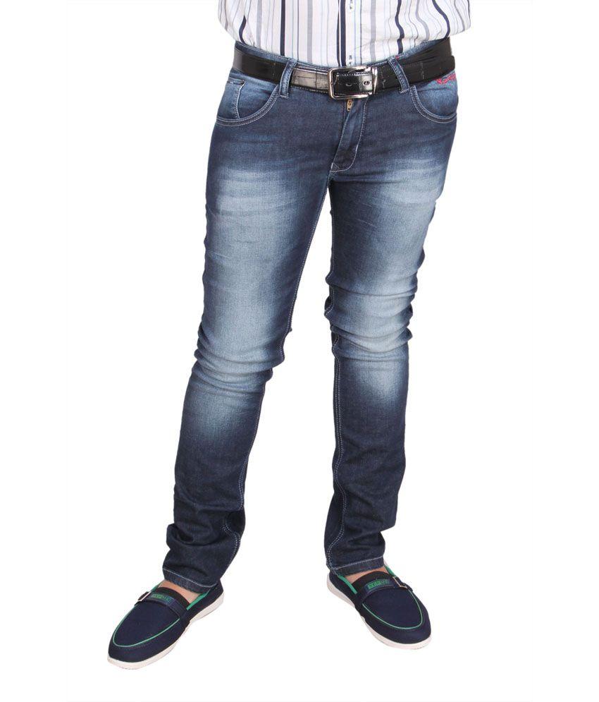 Revit Blue Slim Fit Jeans