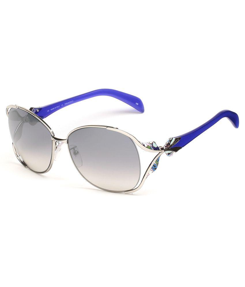 Emillo Pucci Square Emilio Pucci 129 045 60 S Women'S Sunglasses