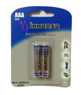 AAA LR03 Premium 1.5v Alkaline Battery (6 Blister Packs With 2 Cells Each)