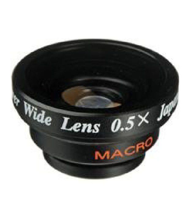 Digital King 2-in1 Wide And Macro Conversion Lens With Magnet Mount For Iphone 5, 4, And 4s