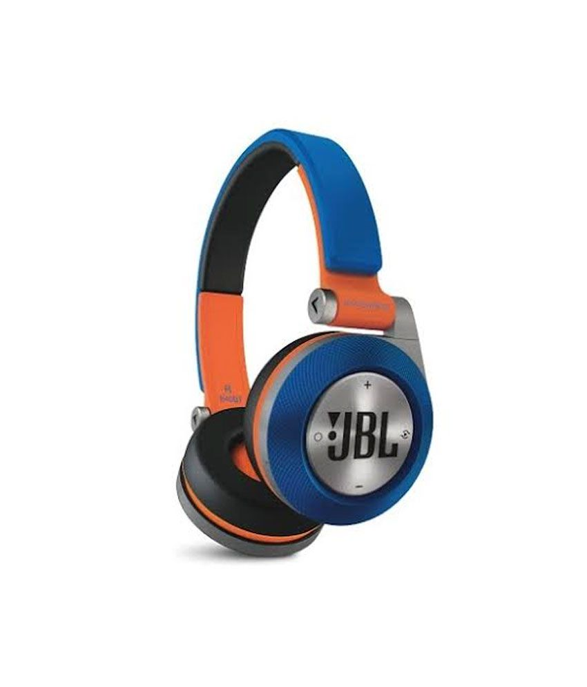 ada00a281f1 JBL Synchros E40 BT Cricket Wireless Over Ear Headphones with Mic (Orange  and Blue) With Mic - Buy JBL Synchros E40 BT Cricket Wireless Over Ear  Headphones ...