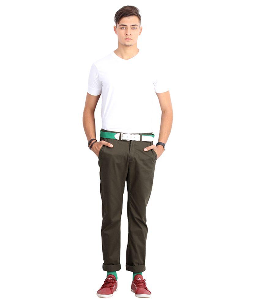 Proline Colours White Cotton Blend T-shirt