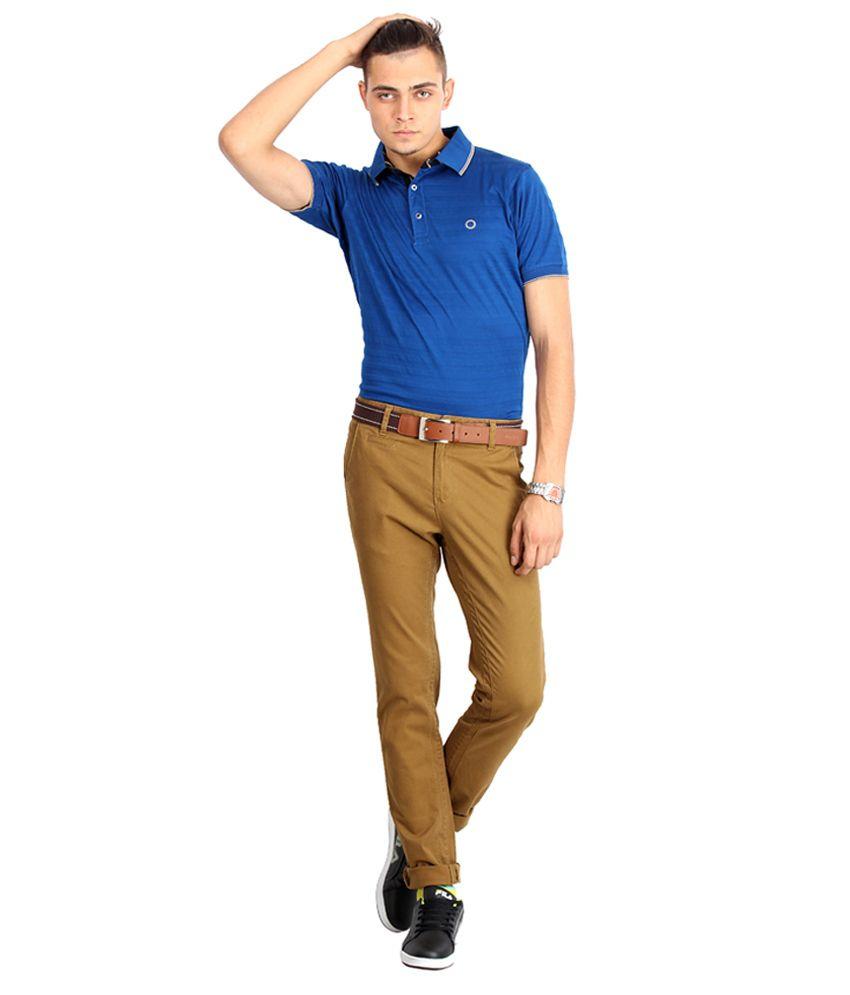 Proline Originals Blue Polo T-shirt
