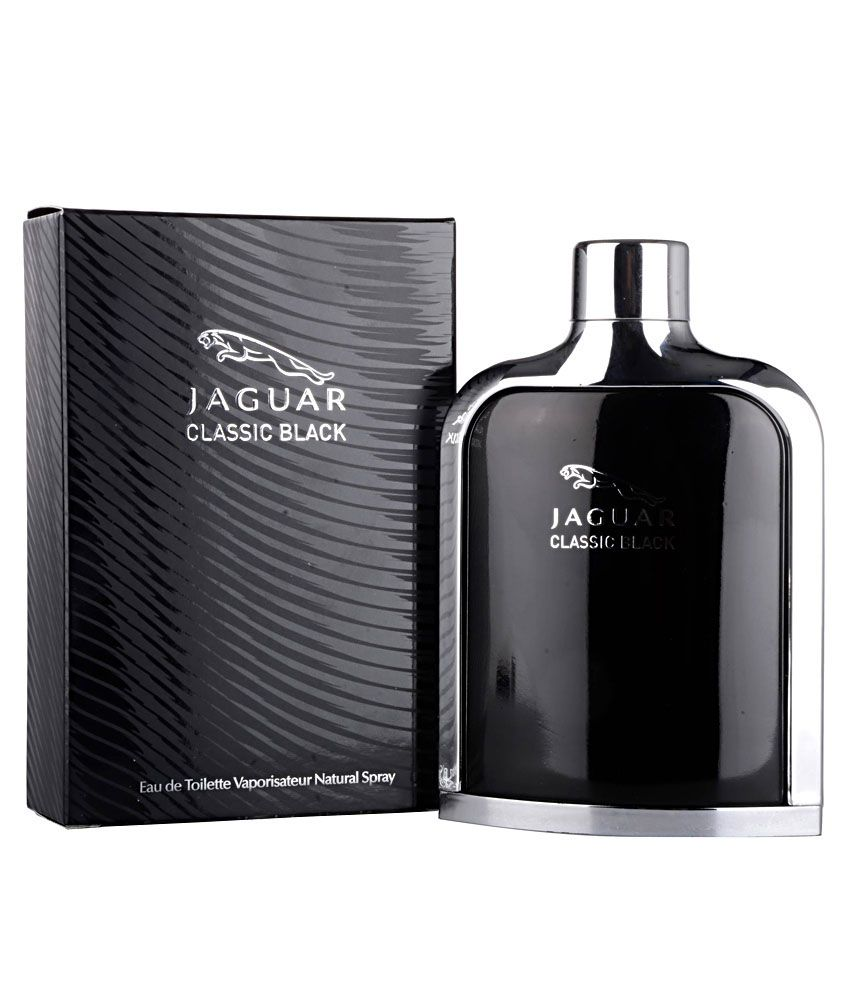 Jaguar Perfume For Mens Price: Jaguar Classic Black Men 100ml Available At SnapDeal For Rs.1644