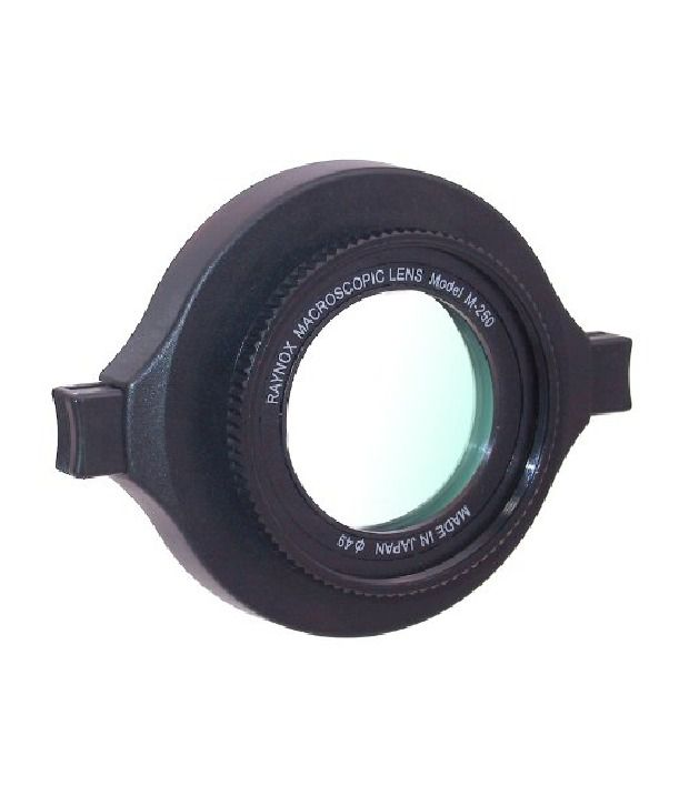Raynox Dcr-250 Super Macro Snap-on Lens