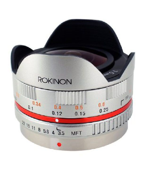 Rokinon Fe75mft-s 7.5mm F3.5 Umc Fisheye Lens For Micro Four Thirds (olympus Pen And Panasonic)
