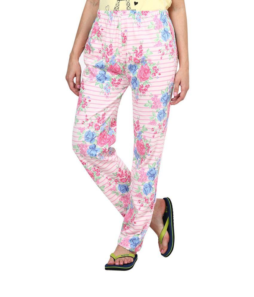 Sakhi Sang Multi Color Cotton Pajamas