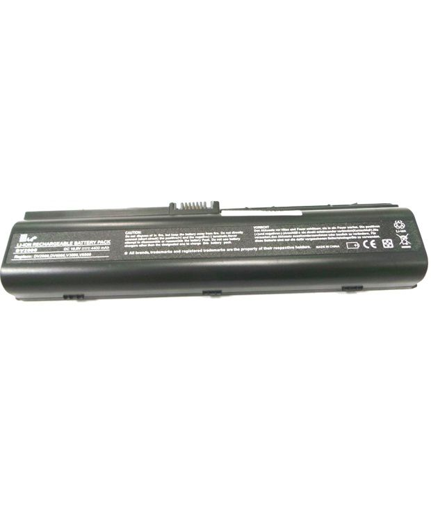 4d Hp 411462-261 6 Cell Laptop Battery