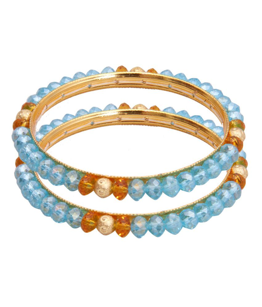 Classique Designer Jewellery Exceptional Circle Of Life Pearl Bangles