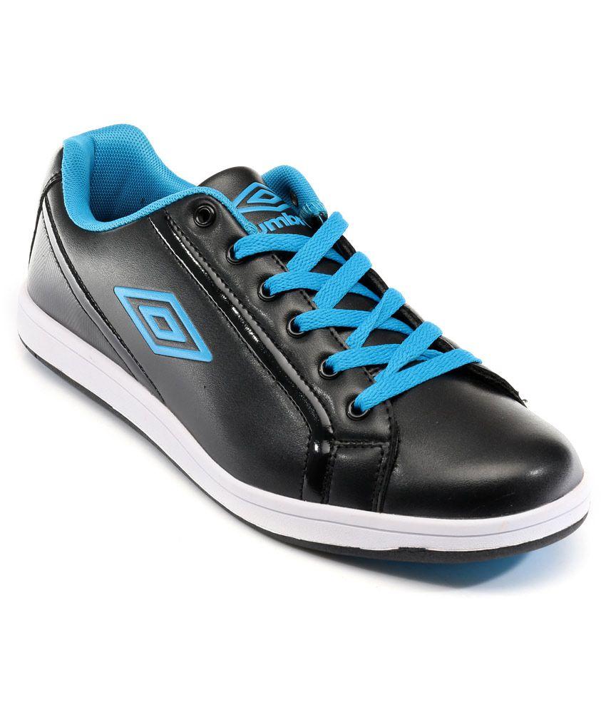 umbro black blue bathlone casual shoes price in india buy