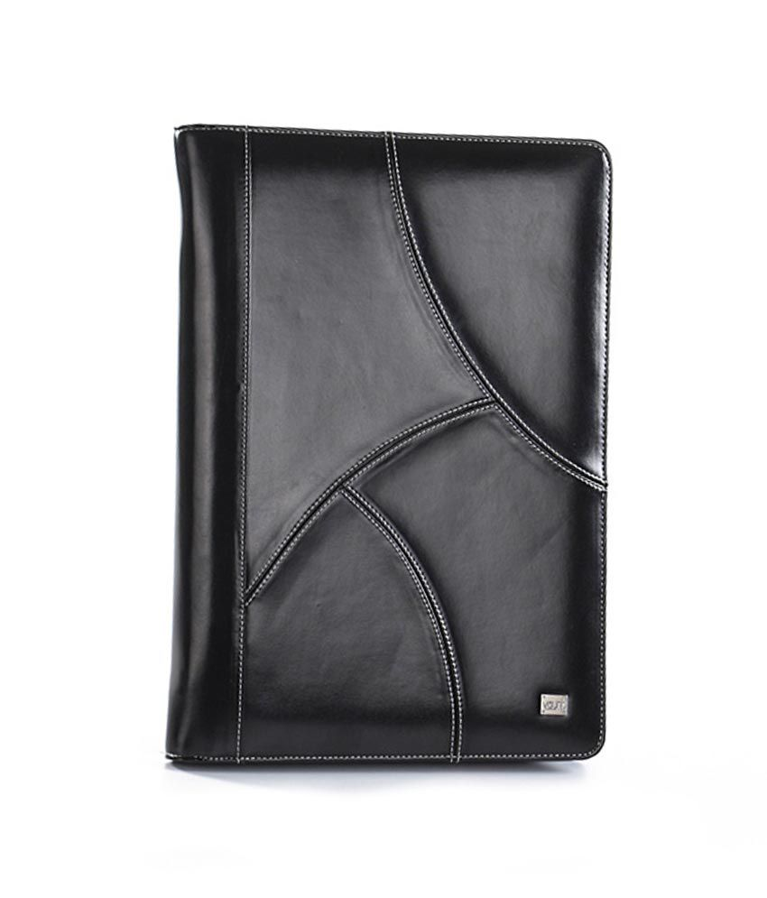 Vaunt Black Certificate Folder Buy Online At Best Price In India