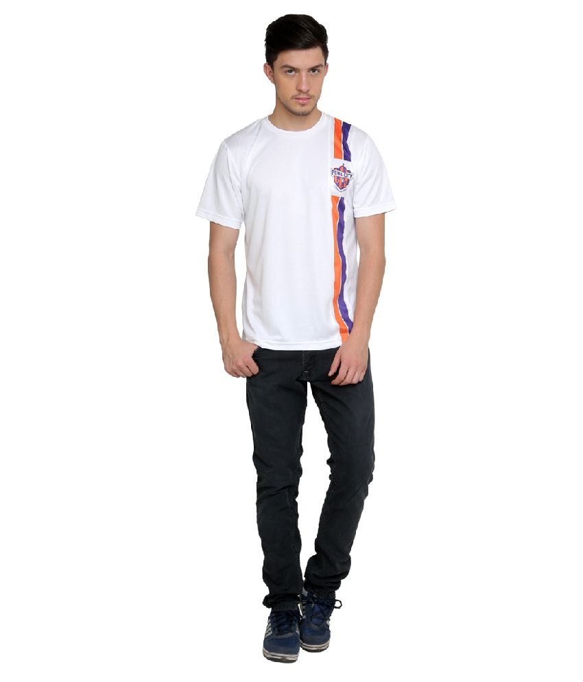 Dida  Half Sleeves T-shirt