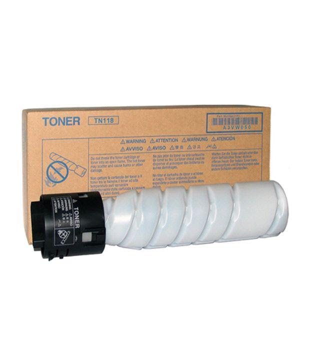 Konica Minolta TN118 Laser Toner
