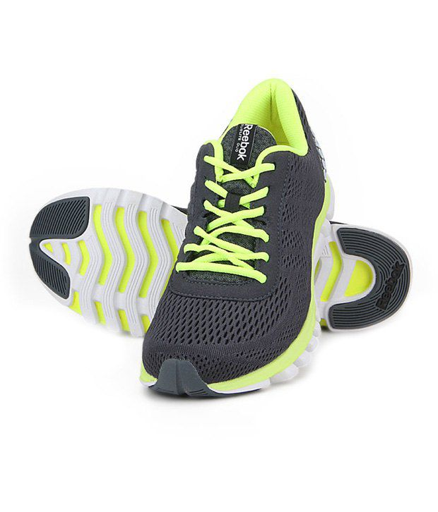 2ee756df7332 Reebok Sublite Duo Smooth Grey Running Shoes ... Reebok Men s ...