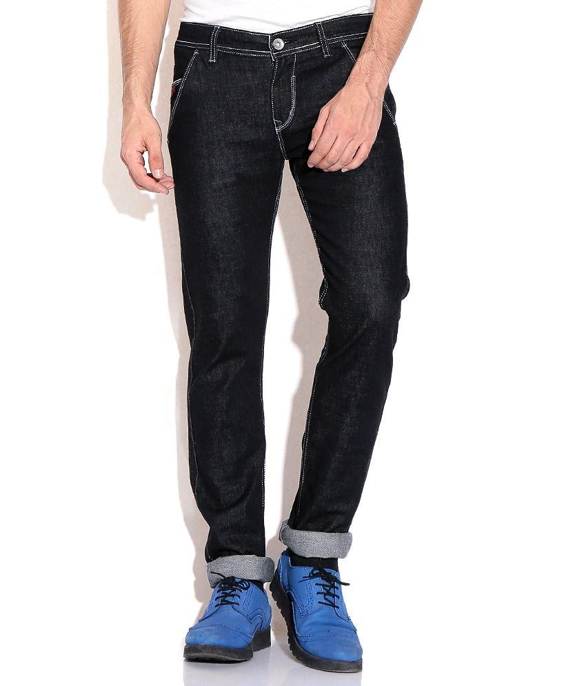 Carpenter Black Regular Jeans