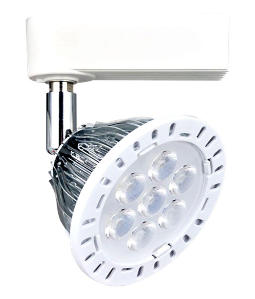 Led Track Lighting India: Bigapple Led Tracklight Cool White Colour 12.00 Watts: Buy