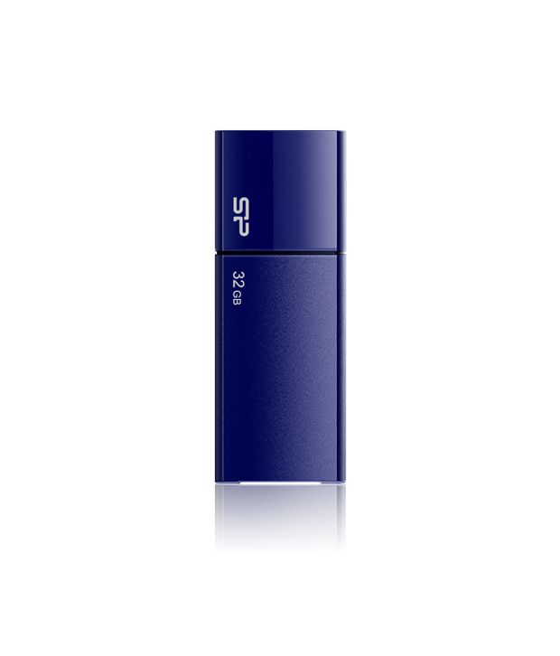 Silicon Power Ultima U05 32 Gb Pen Drives Deep Blue