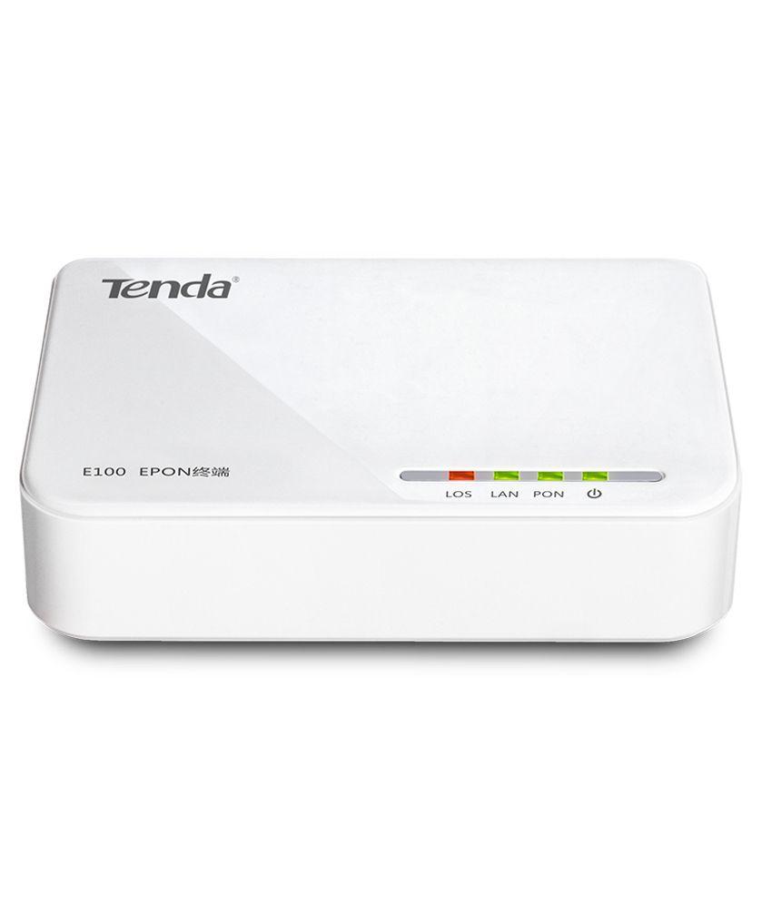 Tenda TE-E100 EPON Optical Fiber Access Network Terminal