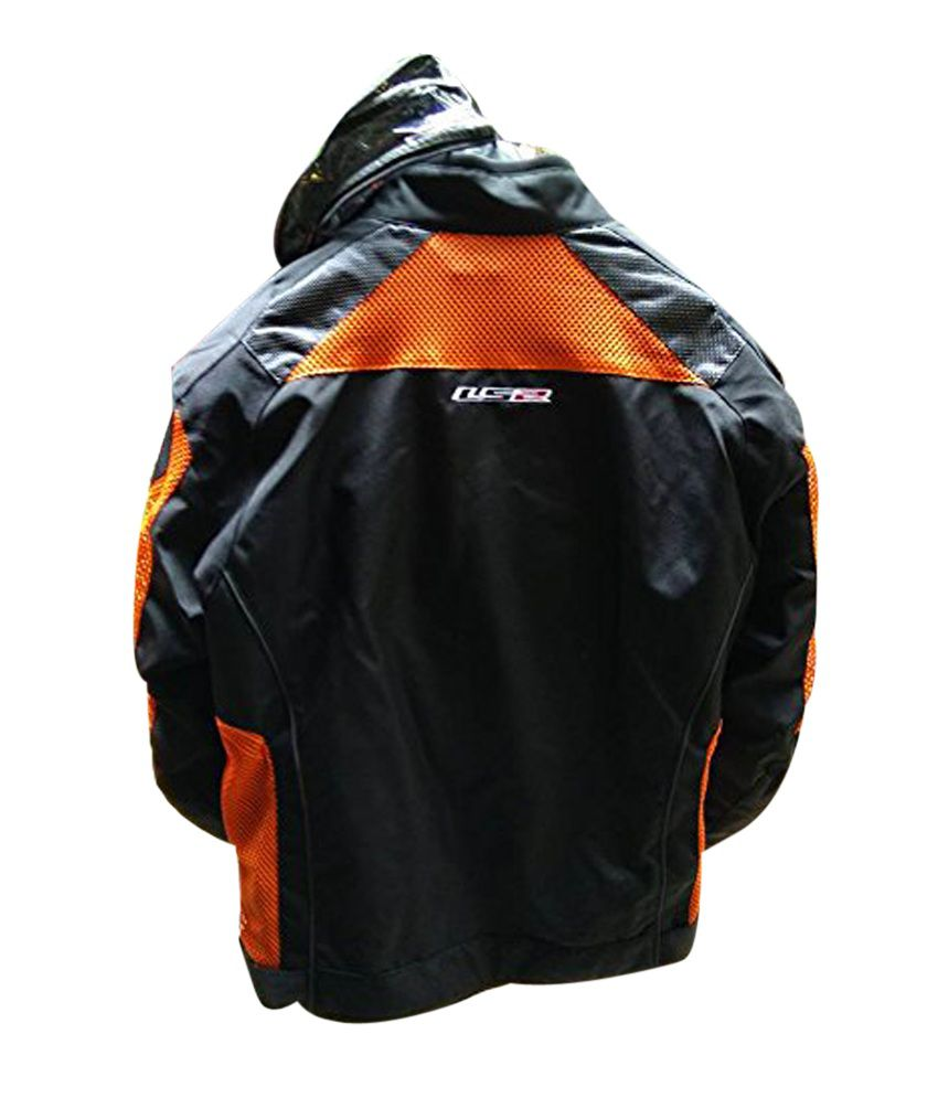 ls2 - ktm orange - biker jacket: buy ls2 - ktm orange - biker