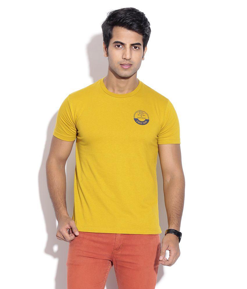Wilkins & Tuscany 10735 Stylish NA Men T Shirt