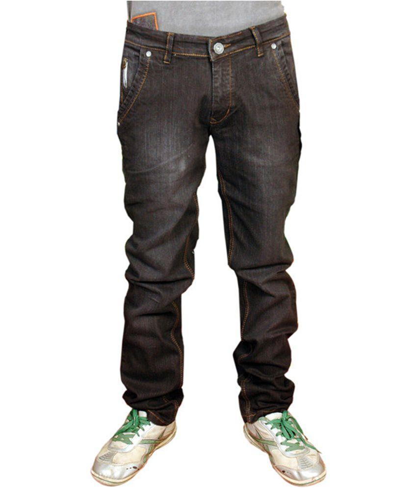 Wintage Black Slim Fit Jeans