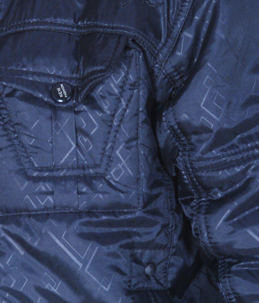 Winter Fuel Sparky Black Casual Men S Jacket Buy Winter Fuel