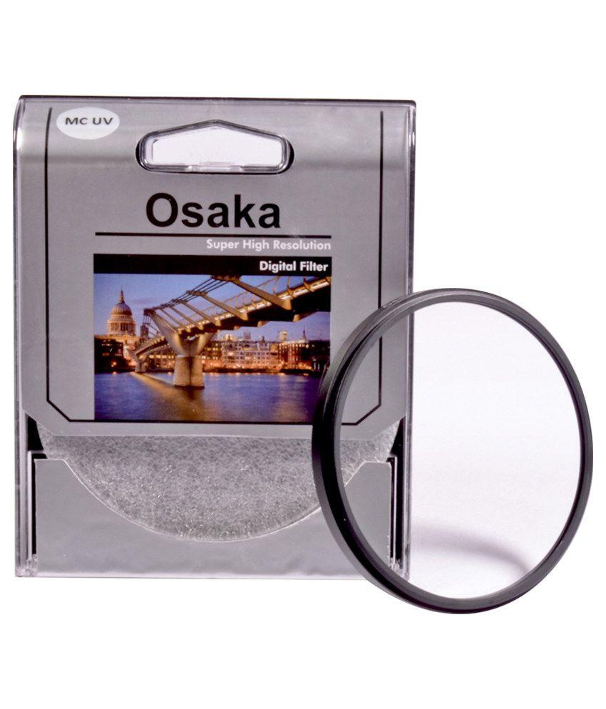 Osaka 77mm Multi Coated UV MCUV 4 Layer Coating