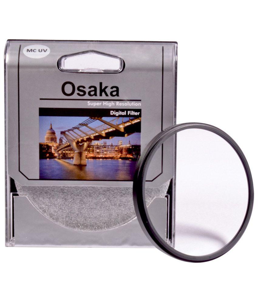 Osaka 52mm Multi Coated UV MCUV Filter 4 Layer Coating