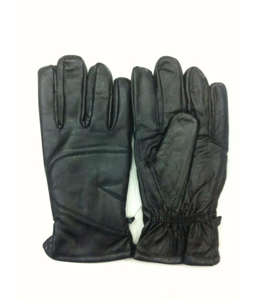 Buy ladies leather gloves online - Warmline Ladies Leather Gloves