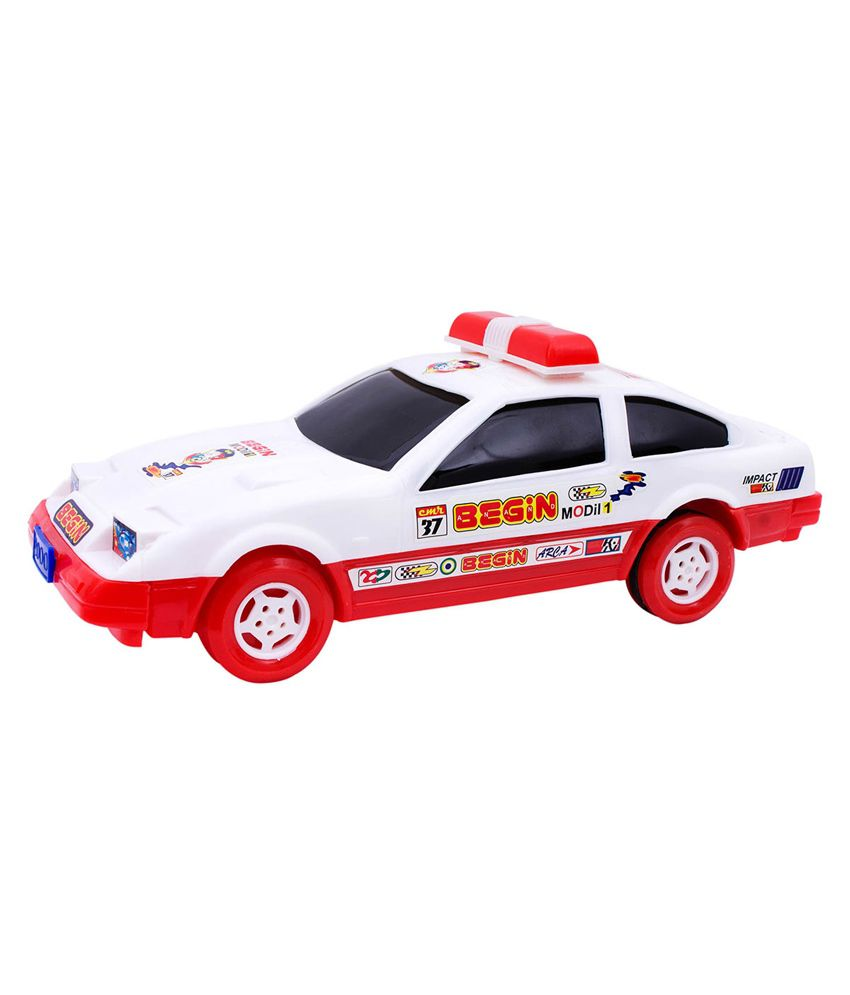 Anand Toys Anand Toys Mr Cop Car friction Toy