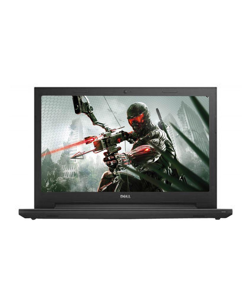 Dell Inspiron 15 3542 Laptop (3542581TB2S) (4th Gen Core i5- 8GB RAM- 1TB HDD- 39.62cm (15.6)- Win 8.1- 2GB Graphics) (Longitude Silver)