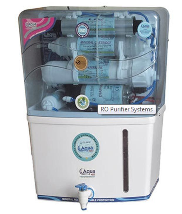 Igs Aqua 12 Ltrs Super Nova Uv Uf Alkaline Mineral Filter