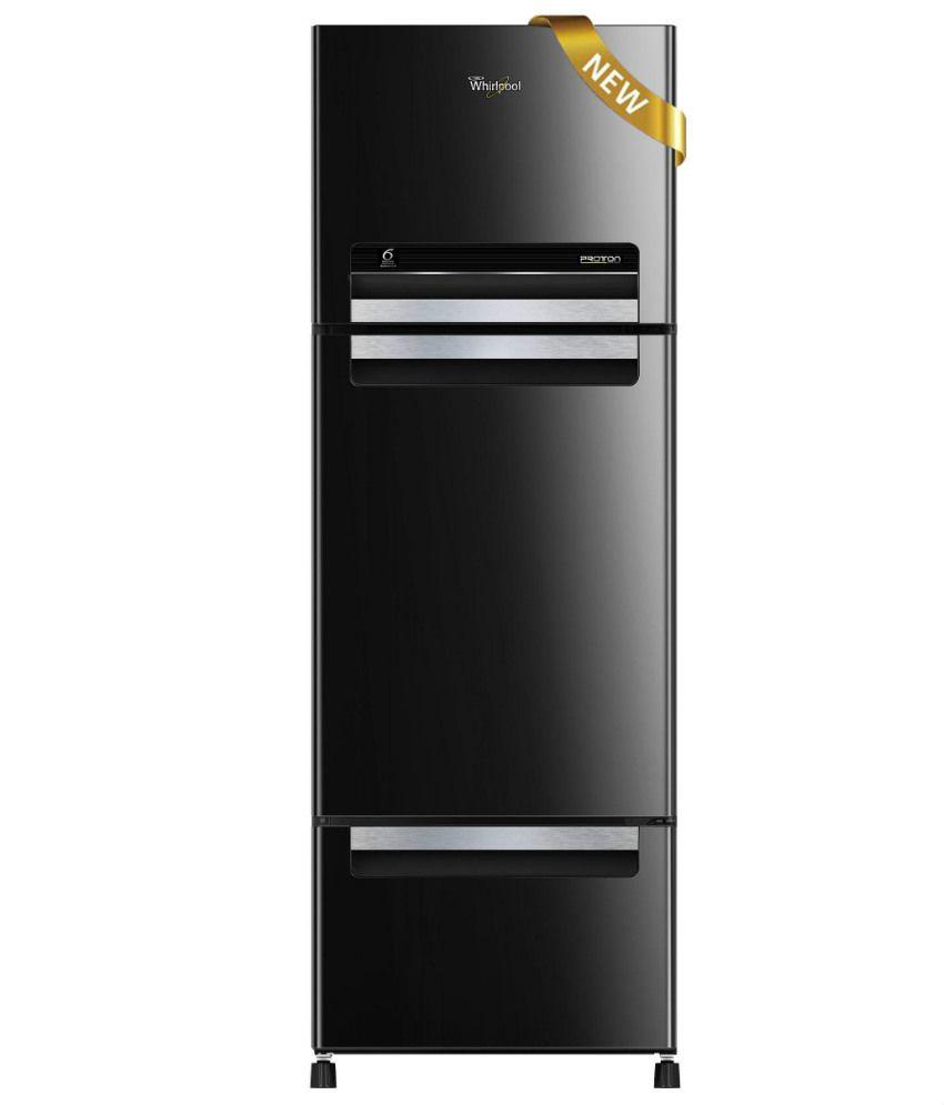 Whirlpool 240 Ltr 263d Protton Triple Door Refrigerator
