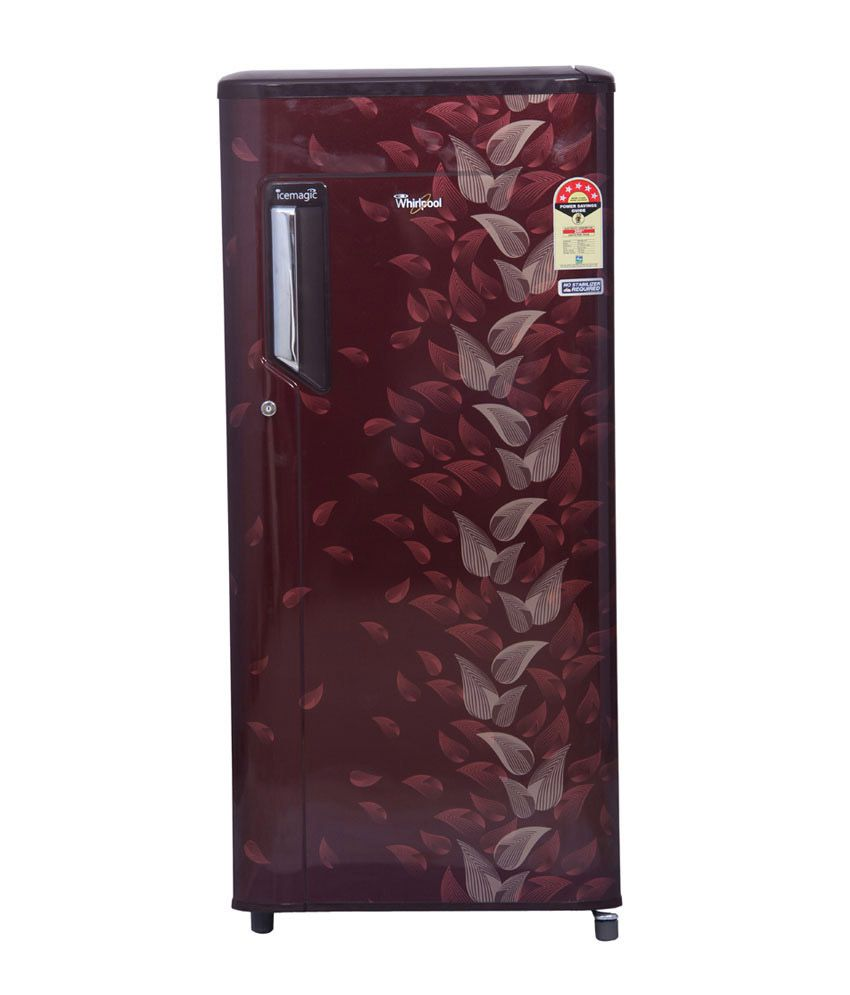 Wine Refrigerator Reviews >> Whirlpool 190 LTR 4 Star 205 ICEMAGIC PREMIER Direct Cool Refrigerator - Wine Fiesta Price in ...