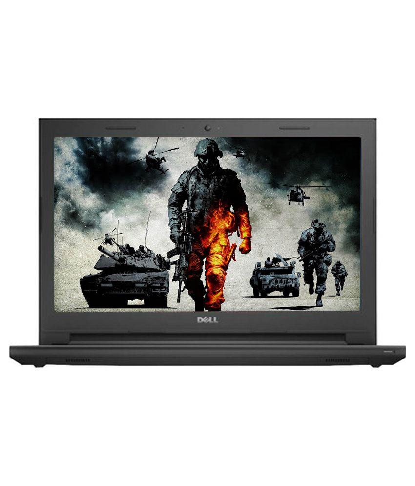 Dell Vostro 14 3445 Notebook (APU Quad Core A8- 4GB RAM- 500GB HDD- 35.56cm (14)- Windows 8.1- 2GB Graphics) (Grey)
