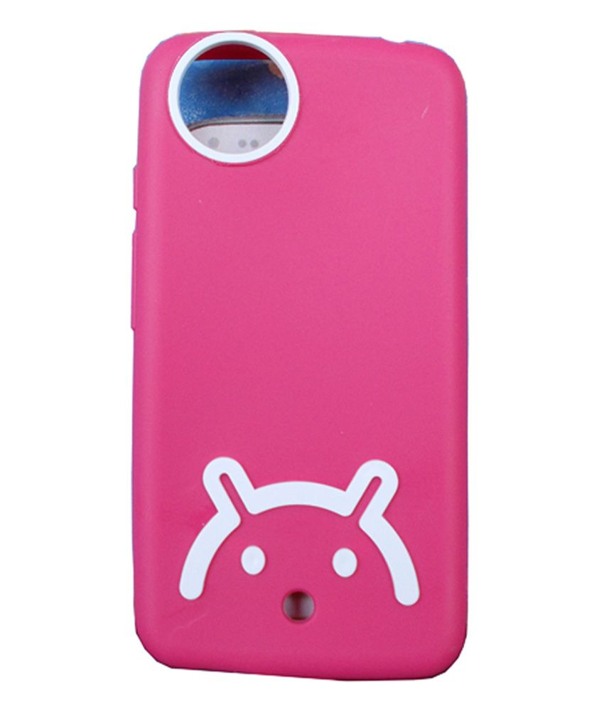 Android Soft Back Cover For Micromax A1 Canvas