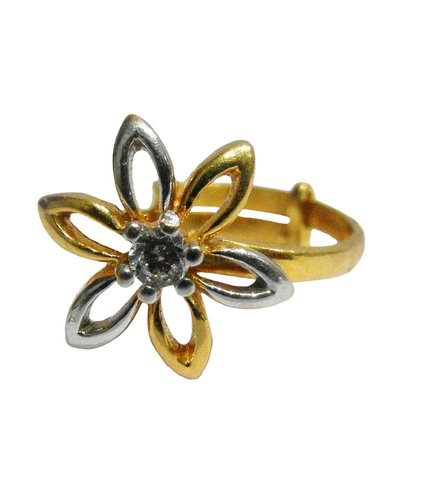 Mahalaxmi Jewellers Traditional 22kt Gold Rings