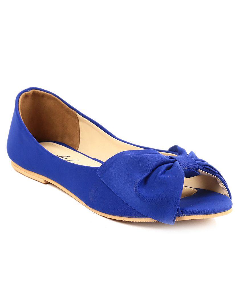 Stfu Blue Ballerinas