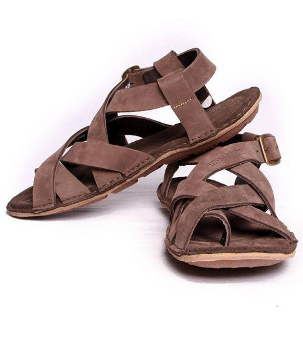 Woodland Gd1342113 - Brown Casual