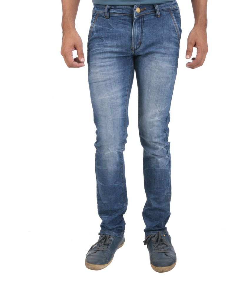 Picador Blue Style Coin Pocket Jeans
