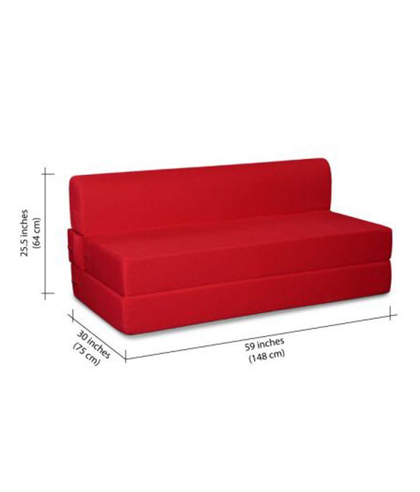 ... Sofa Cum Bed With Free Bean Bag  XXL ...