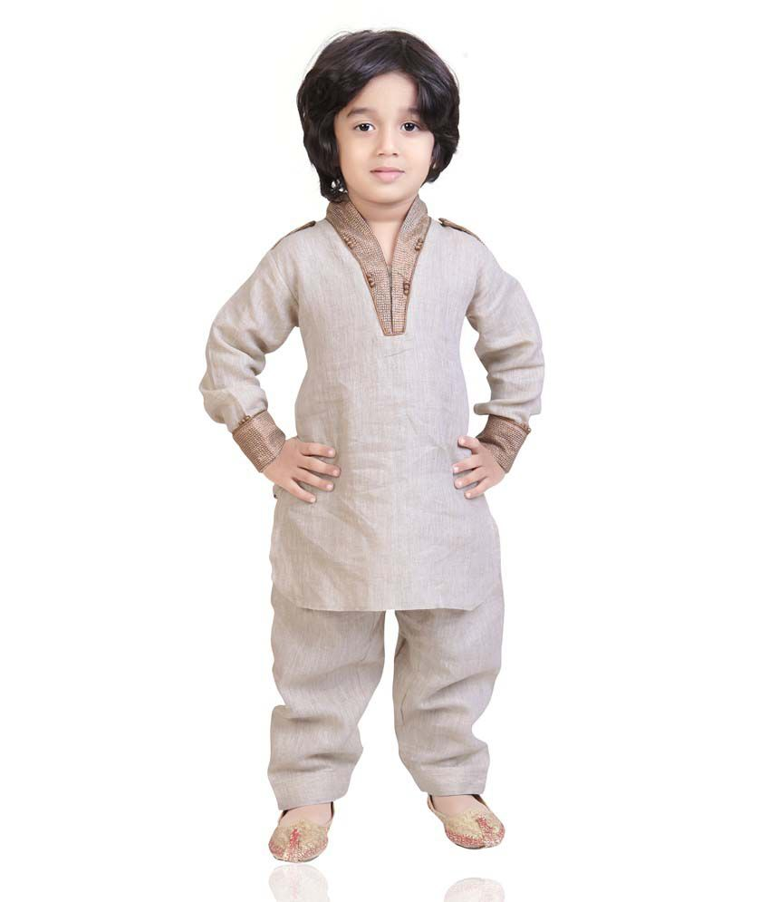 Baby Boy Kurta Design