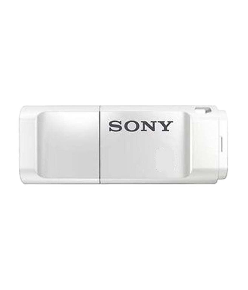 ccddb70b00b Sony 8GB USM8X USB 3.0 Pen Drive (White) - Buy Sony 8GB USM8X USB 3.0 Pen  Drive (White) Online at Best Prices in India on Snapdeal