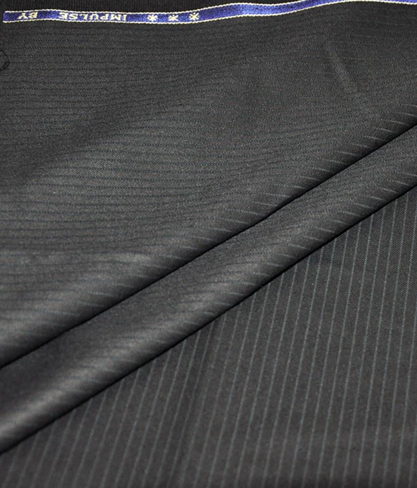 b82fba2ba9a Raymond Black Stripe Party Wear Trouser Fabric - Buy Raymond Black Stripe  Party Wear Trouser Fabric Online at Low Price in India - Snapdeal