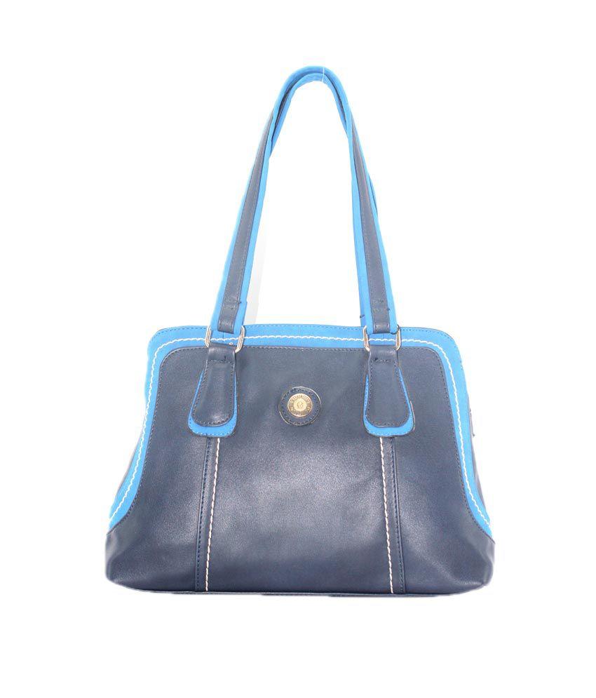 Enigma Bnavy Blue Ladies Handbag 233 Buy Enigma Bnavy Blue