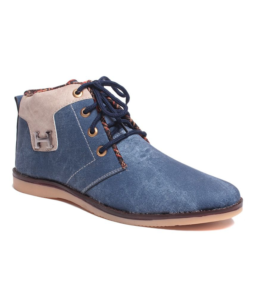 Foot Clone Ankle length Boots