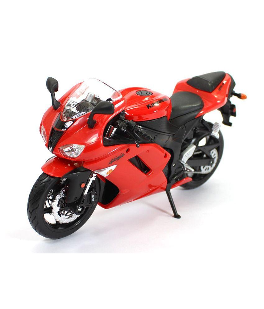 Maisto Kawasaki Ninja Zx 6r 112 Diecast Scale Model Bike Buy