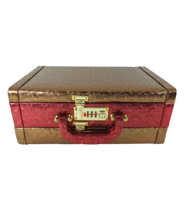 Golden Collections Exceptional Jewellery Box